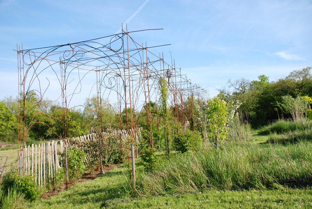 des plantations à l'assaut