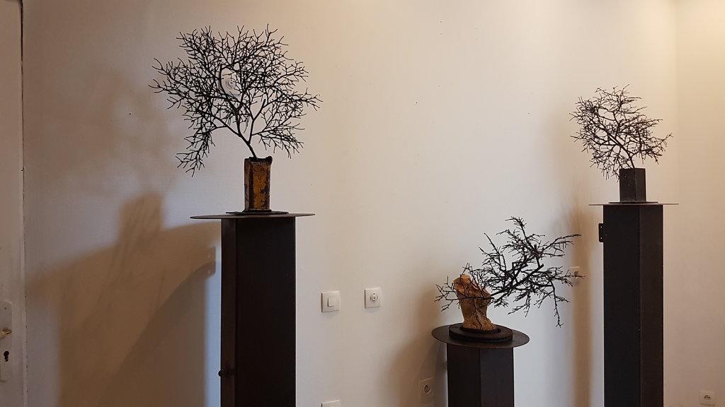 installation RDC Galerie Marland